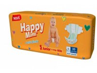 Happy Mimi 11-25kg Pleny 5 Junior 44ks