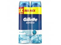 Gillette Duo gel na holení Series 2x200m 71773