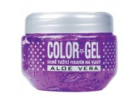 Gel na vlasy Color Aloe vera 175g