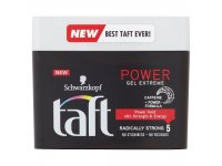 Taft gel Power extreme 250ml/5