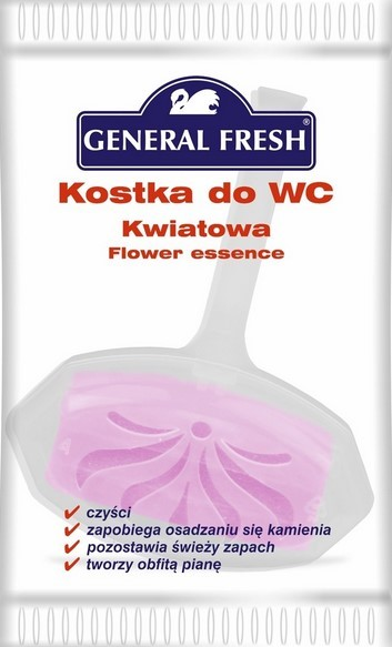 WC závěs General Fresh květ 35g