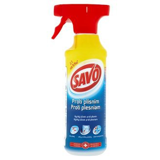 Savo proti plísni spray 500ml