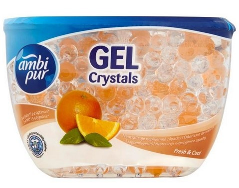 Ambi Pur Crystal gel Fresh cool 150g