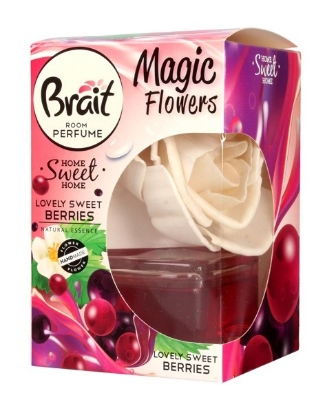 Brait Magic Osvěžovač 75ml Berries