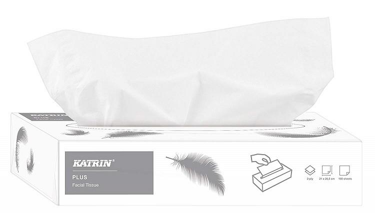 Katrin kosmetické kapes.BOX 2V 100ks