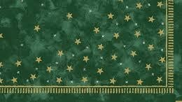 Ubrus 84x84 DSilk Stella Green omyvatel