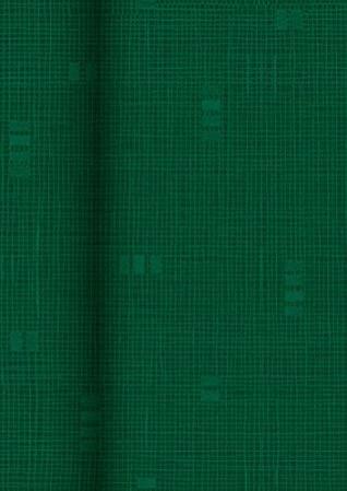 Ubrus v roli 120x25m Tm.zelený omyvatel.