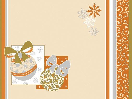 Prostírka 30x40 Christmas Charme 100ks