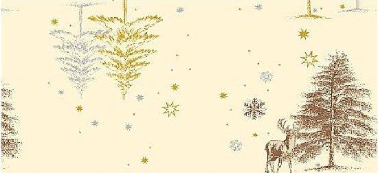 Ubrus 84x84 DCel Winter neomyvatelný