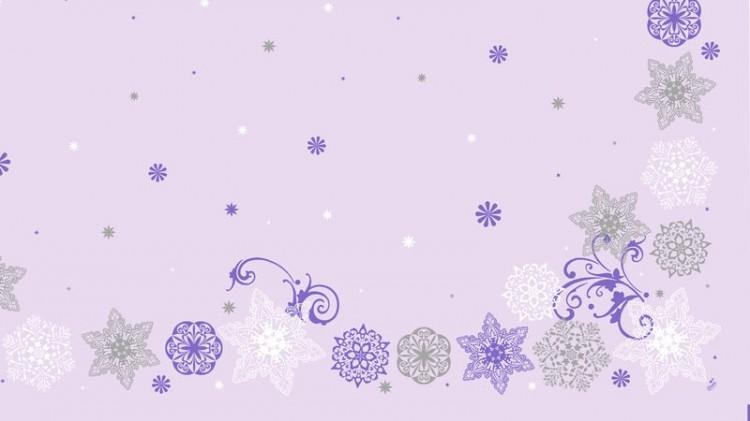 Ubrus 84x84 DCel Jul Krystal Lilac neom.