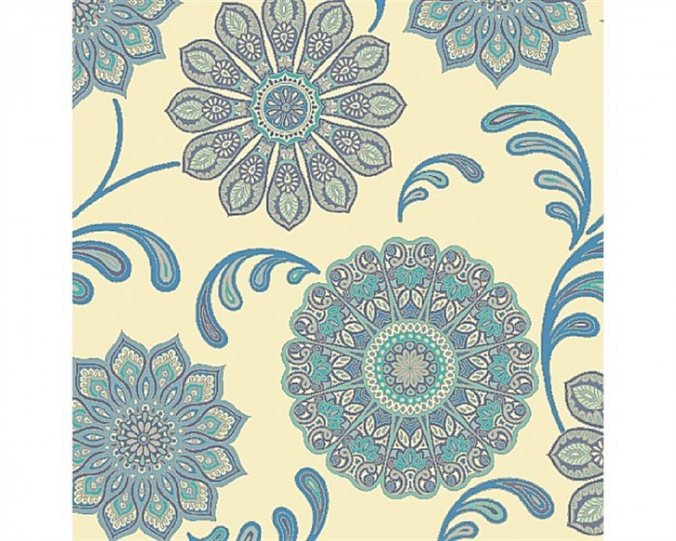Ubrousek 33x33 3V Charlotte Blue 20ks