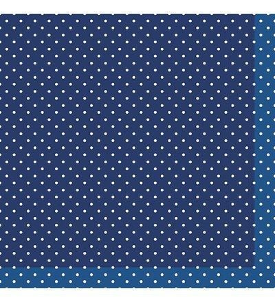 Ubrousek 33x33 3V Brook Blue