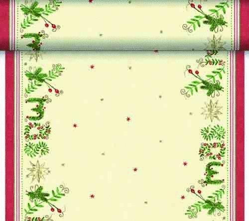 Téte-a-Téte 0,4x24m Christmas Gift Cream