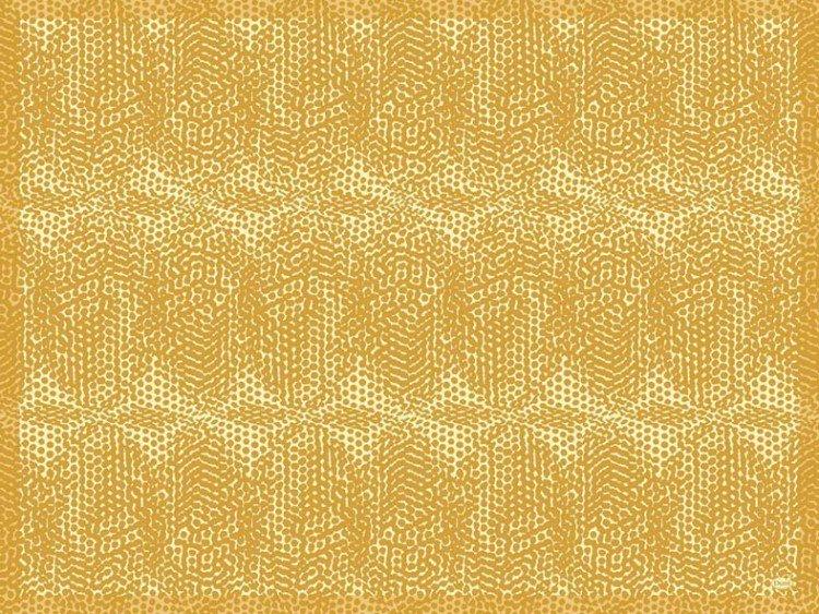Prostírka 30x40 DNL Organic Honey 100ks