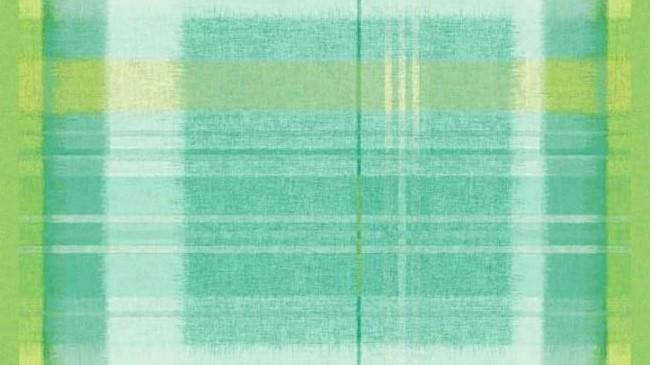 Ubrus 84x84 DSilk Endless Sum. Green om.