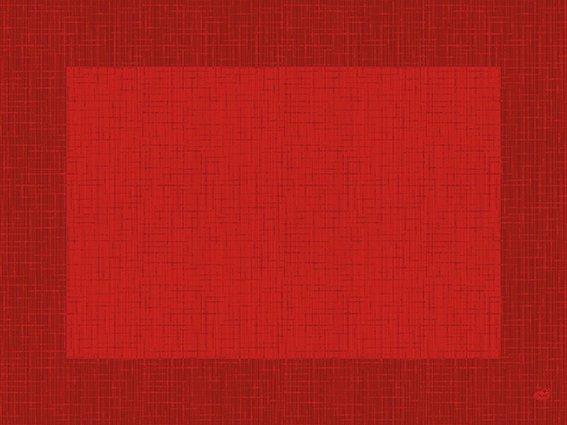 Prostírka 30x40 DCel Linnea Red 100ks