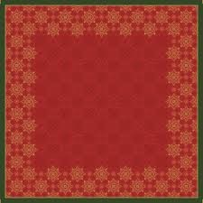 Ubrousek 33x33 3V Xmas Deco Red 50ks