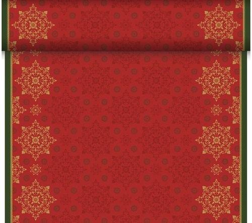 Téte-a-Téte 0.4x24m Xmas Deco Red