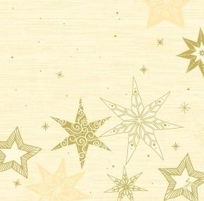 Ubrousek 40x40 Dsoft Star Stories Cream