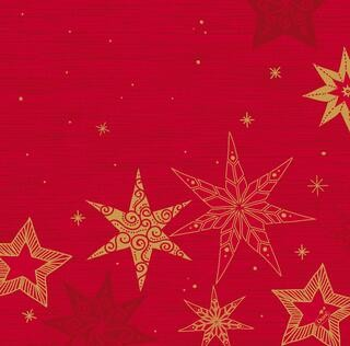 Ubrousek 40x40 Dsoft StarStories Red 12k