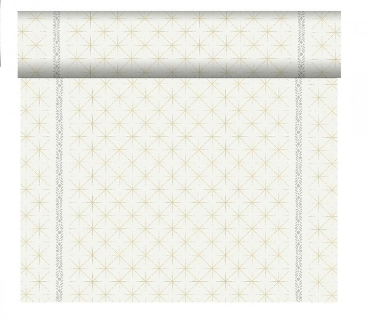 Tete-a-Téte 0,4x24m Glitter White