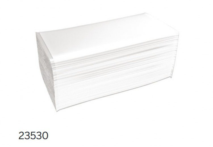 Pap.ručníky Z-Z 2V 80% bělost 5040ks