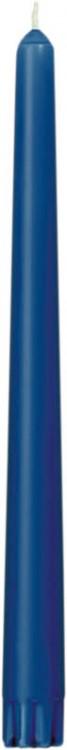 Svíčka 25cm Tmavě modrá 1ks