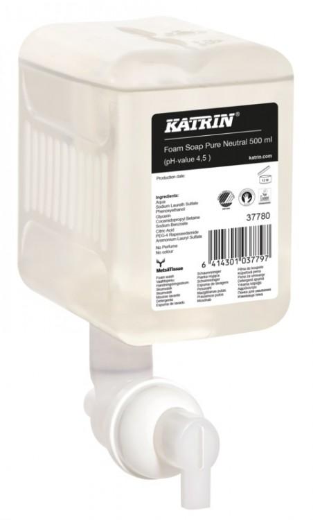 Katrin pěnové mýdlo Pure Neutral 500ml