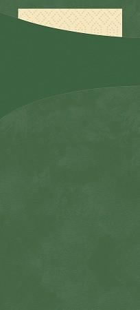 Tissue Sacchetto 8,5x20cm Tm.zelená100ks