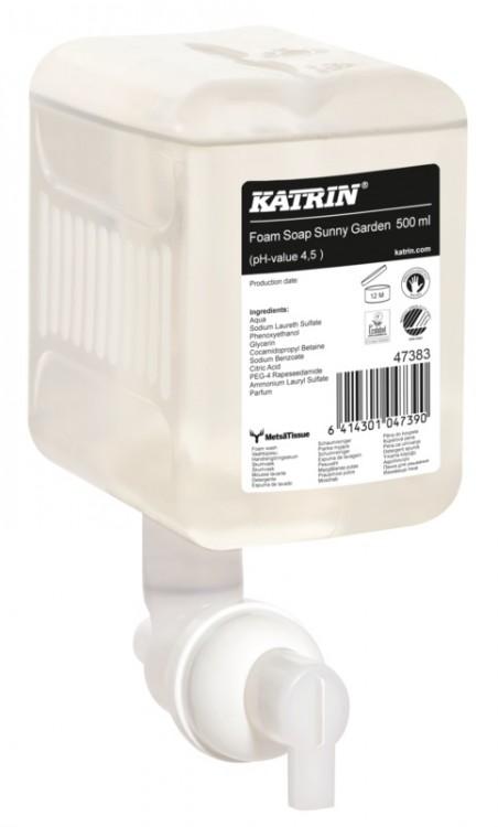 Katrin pěnové mýdlo Sunny Garden 500ml