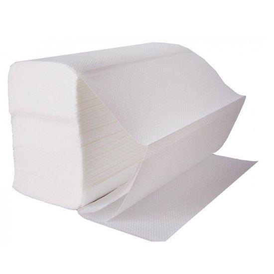 Pap.ručníky Z-Z 2vrstvé recykl 3104ks