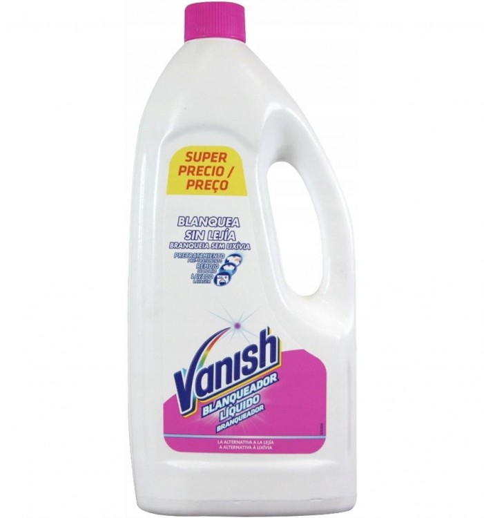 Vanish tekutý White 1l