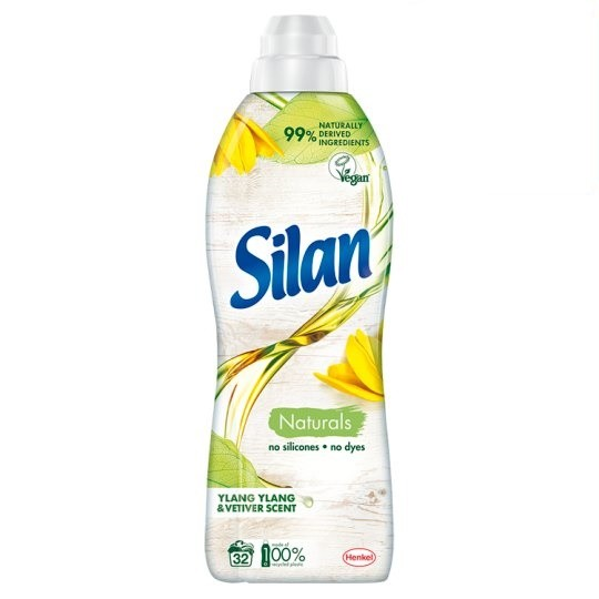 Silan 800ml/32 dávek Natural
