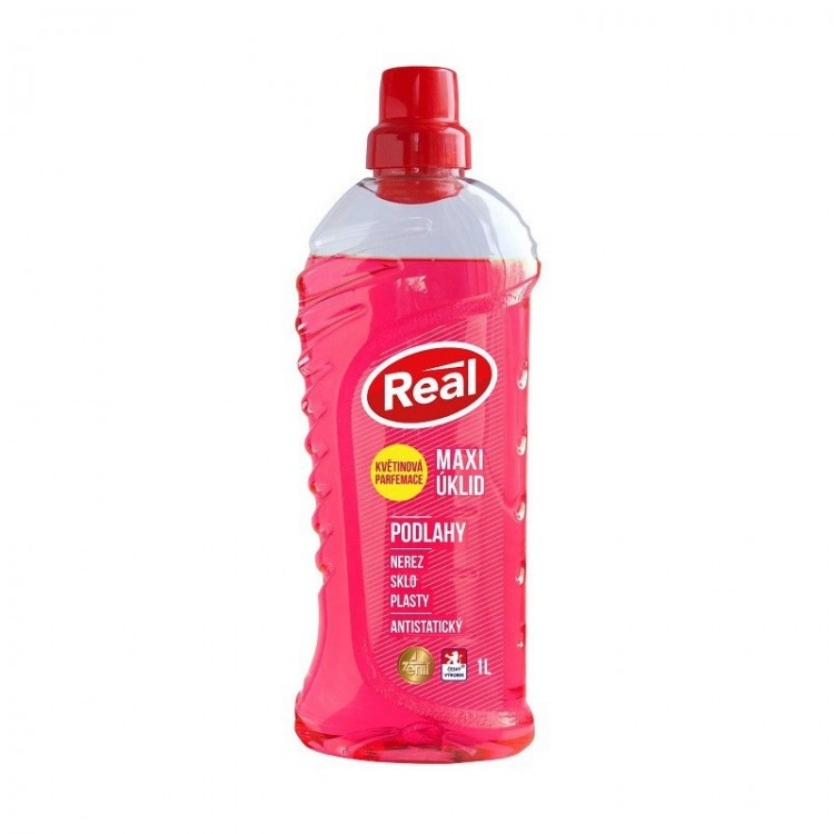 Real Maxi úklid aromatherapy 1L
