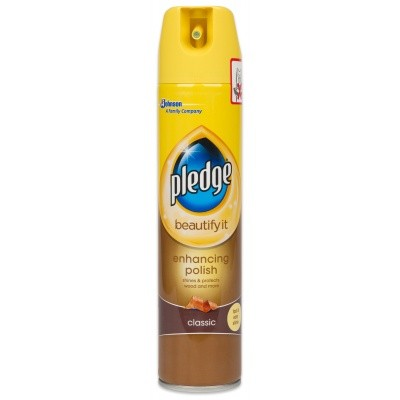 Pledge/Pronto Classic Wood 250ml