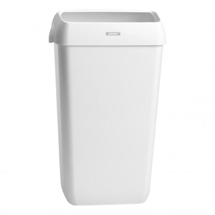 Katrin Incl. odpadkový koš 25l White