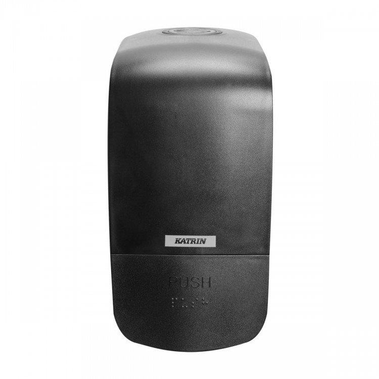 Katrin Incl zásobník na mýdlo 0.5l Black