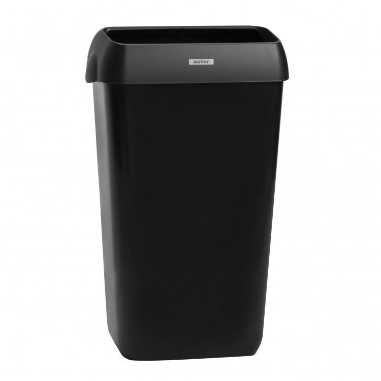 Katrin Inclusive odpadkový koš 25l Black