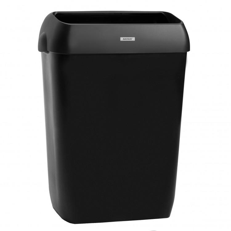 Katrin Incl. odpadkový koš 50l Black