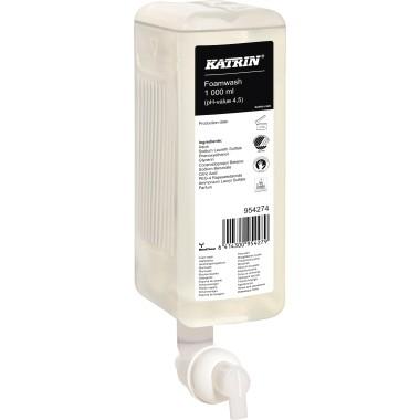Tekuté mýdlo na ruce Katrin 1l zpěňovací